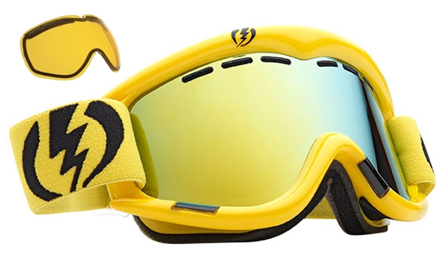 electric snowboard goggles 2017