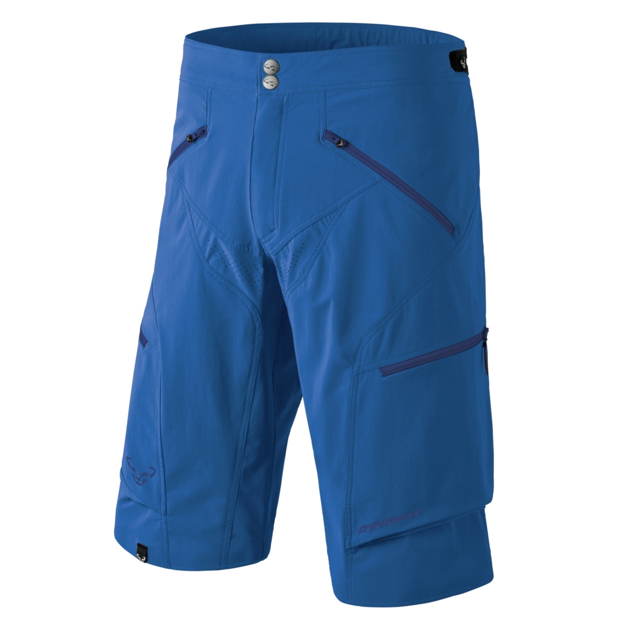 NEW Dynafit TRAVERSE Durastretch SoftShell Blau  Herren Small Hiking Shorts Ret130