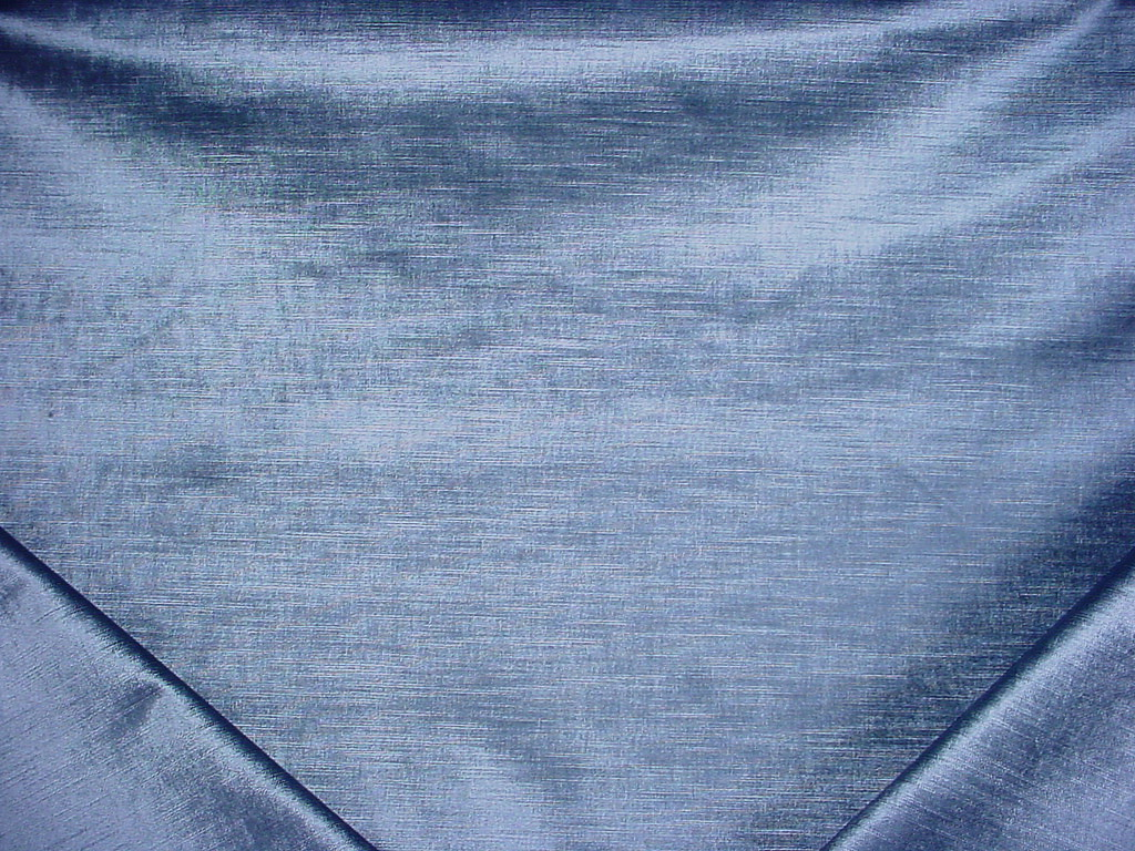 Chambrai Embroidered Cotton Denim Fabric Material 031