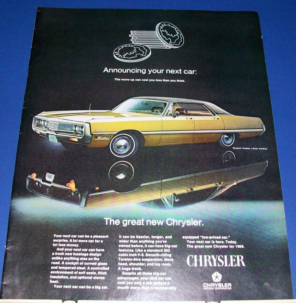 1969 Chrysler Newport custom