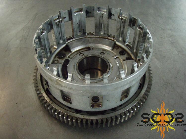 04-05-Kawasaki-ZX10R-ZX10-Clutch-Basket-Hub