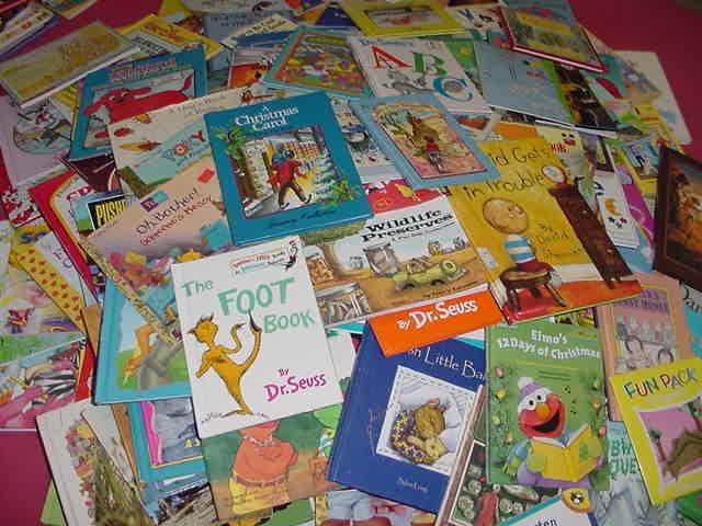 kids and children books
