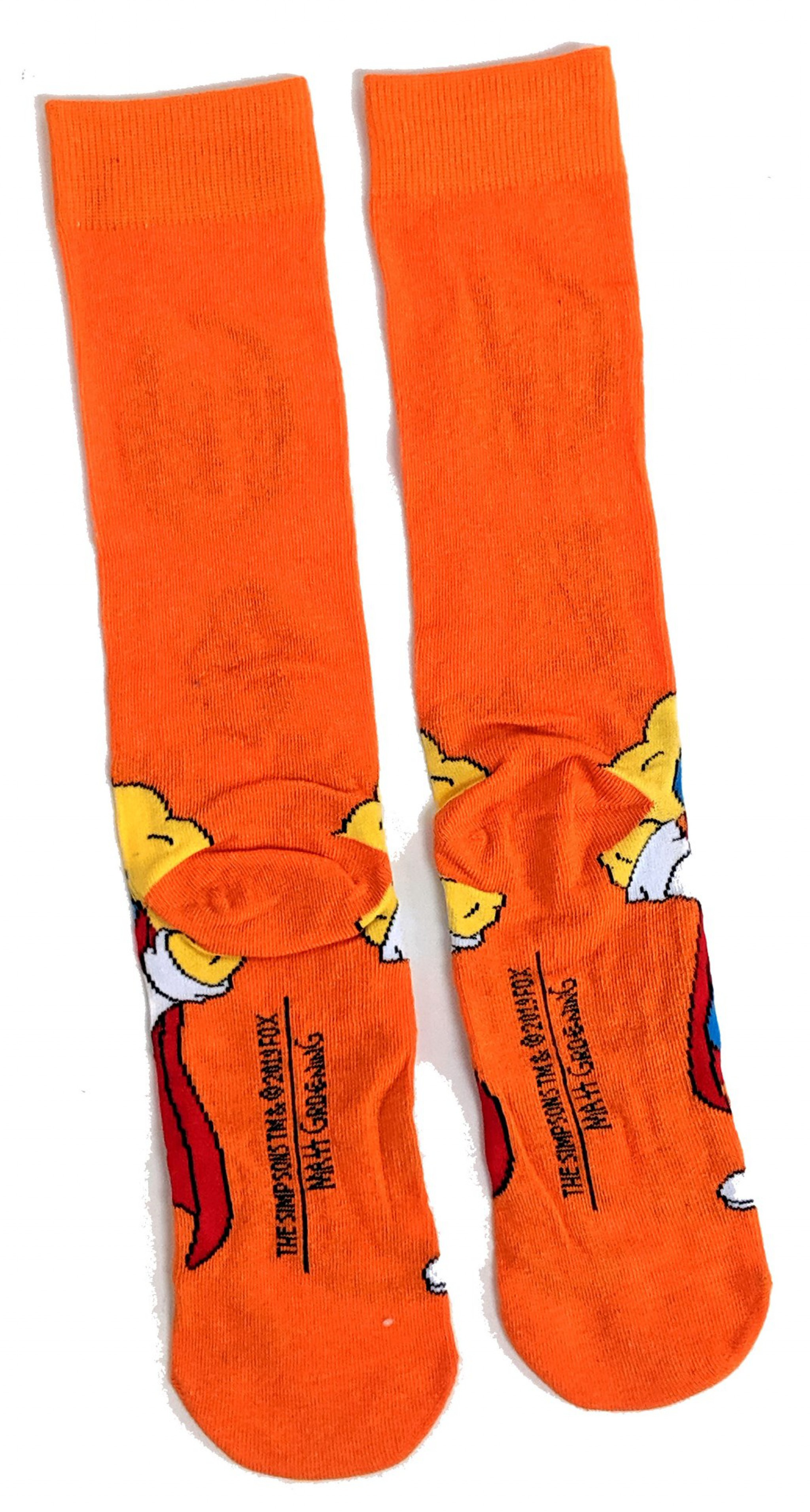 Homme Simpsons Duff Beer Duffman Barry Huffman chaussettes UK 6-11//EUR 39-45//US 7-12